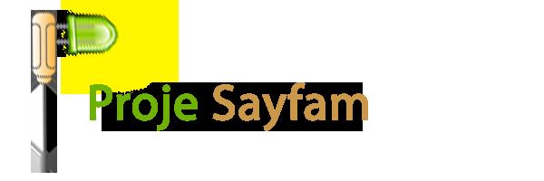Proje Sayfam
