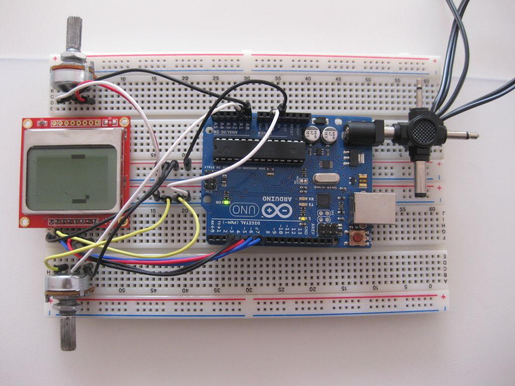 Arduino ile PONG Oyunu Tasarlama